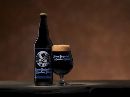 20. Stone - Imperial Russian Stout. Temno pivo, ki prihaja iz Kalifornije. Ocena: 4.215/5