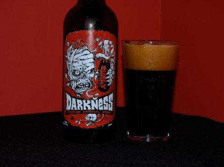 13. Surly - Darkness. Gre za temno pivo, ki prihaja iz Minnesote (ZDA). Ocena: 4.254/5