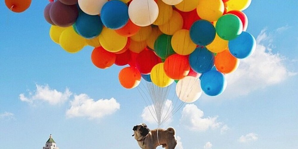 »Jaz te dam na balon, pa tud' če tvoja mama me sovraži...«