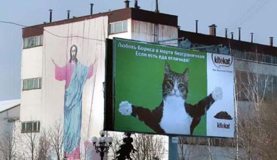 Ljubi Jezus, ali je to naključje?
