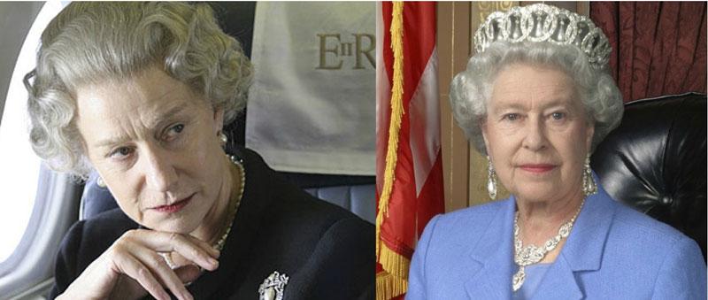 Elizabeth II - Helen Mirren