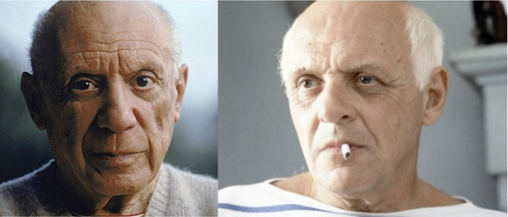 Pablo Picasso - Anthony Hopkins