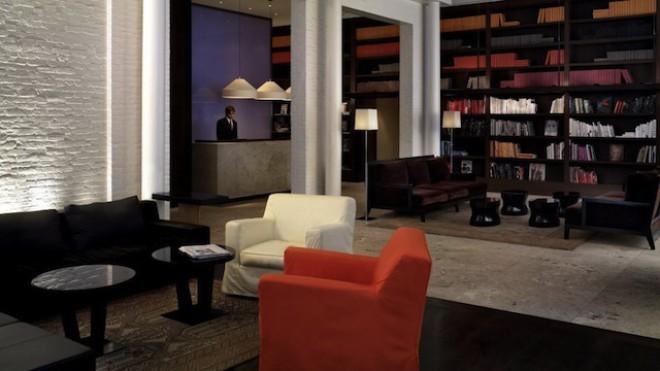 Hotel The Mercer obiskuje mešanica eklektičnih gostov, ki inspirirajo Cecilio Bonstrom.