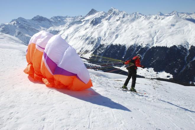 Zabavo na snegu si lahko popestrimo tudi v takšnih ali drugačnih snežnih parkih.