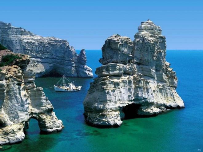 Otok Mykonos, Grčija