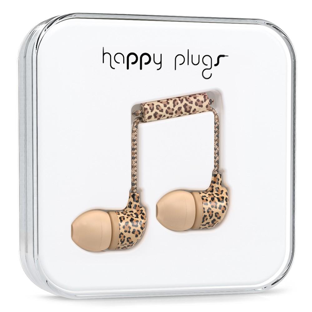 Happy Plugs Animal Print