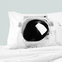 Blazina za astronavte.