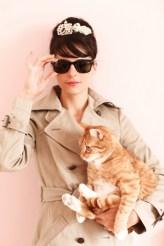 Audrey Hepburn iz Zajtrka pri Tifaniju