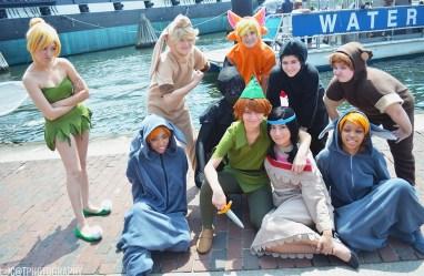 Peter Pan in prijatelji