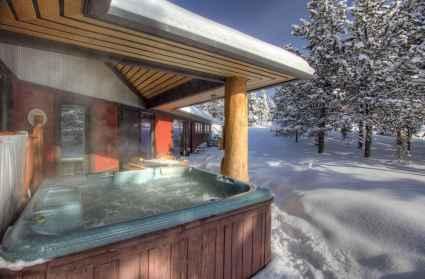 Private Residence — Big Sky, Montana, ZDA