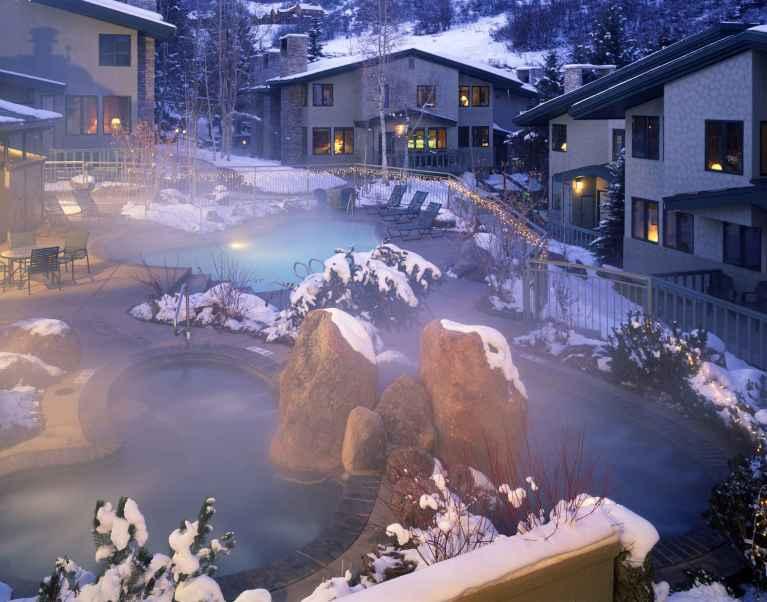 Tamarack Townhomes — Snowmass, Kolorado, ZDA