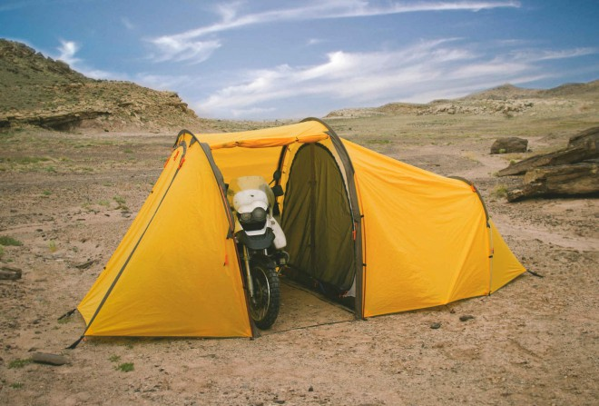 Redverz Series II Expedition Tent