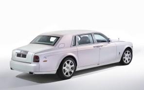 Rolls Royce Phantom Serenity ni prav nič fantomski.