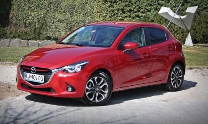 Nova Mazda 2