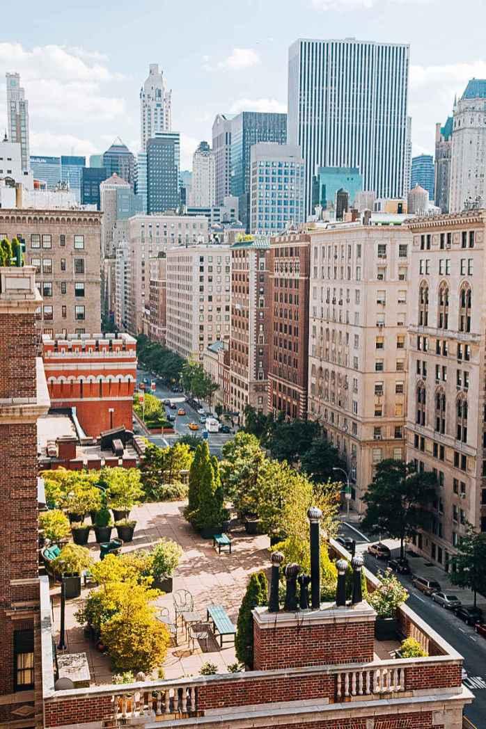 Terasa na Park Avenue, ki meri 297 kvadratnih metrov, New York