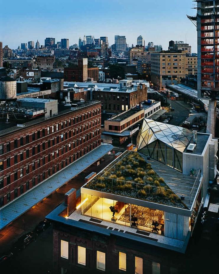 Penthouse Diane von Furstenberg, New York