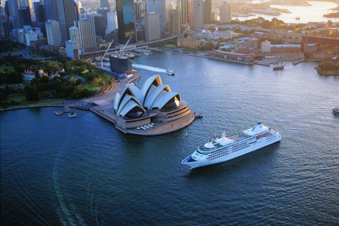 Križarjenja Silversea Cruises