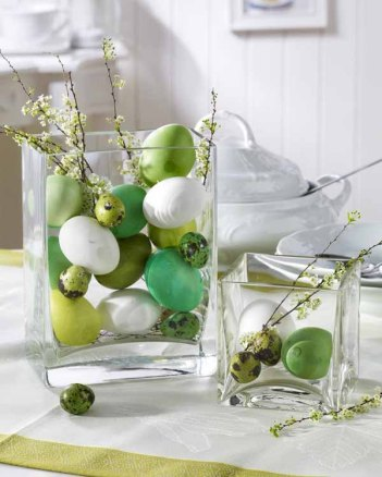 Izvirne ideje za velikonočno dekoracijo