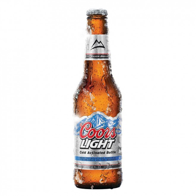 Pivo Coors Light