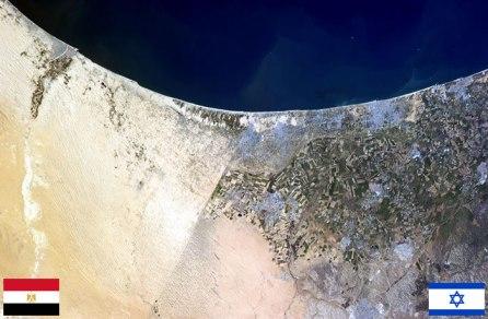 Egipt in Izrael