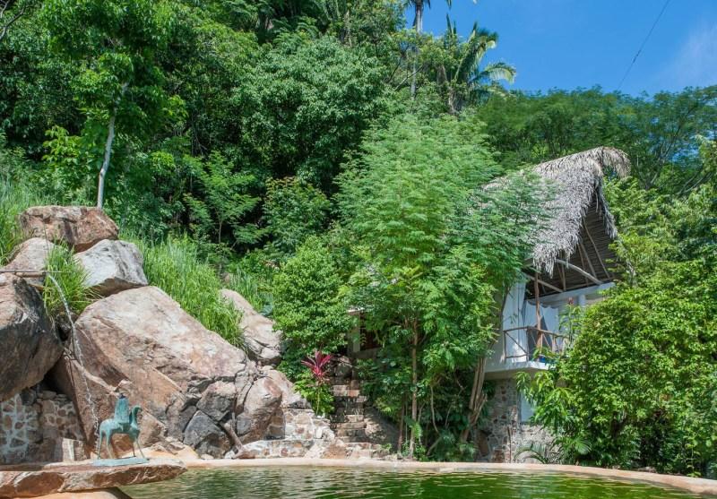 Hišica v Mehiki