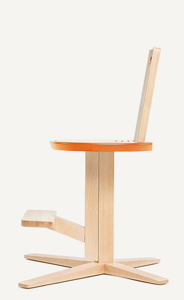 Pameten stol / Smart Froc