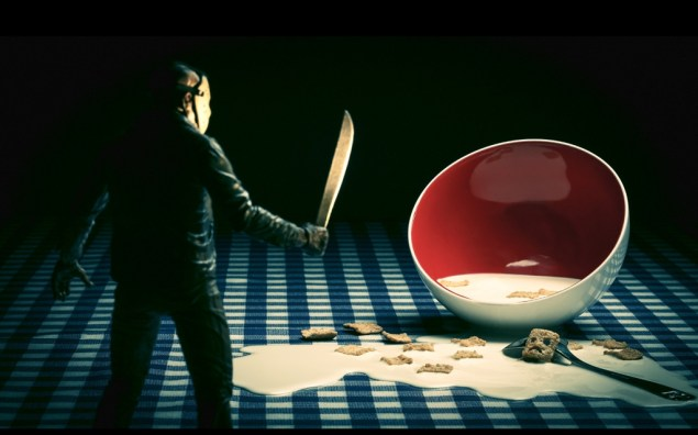 ''Cereal Killer'' (Friday the 13th)