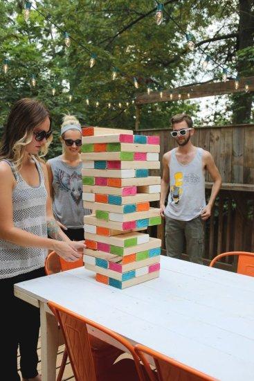 Poznate zabavno družabno igro Jenga?