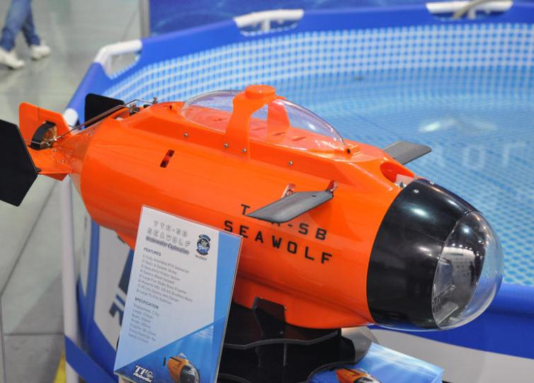 Seawolf - podvodni ''dron''