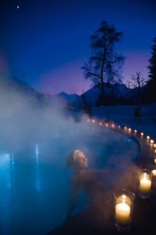 Spa Gstaad Palace, Švica