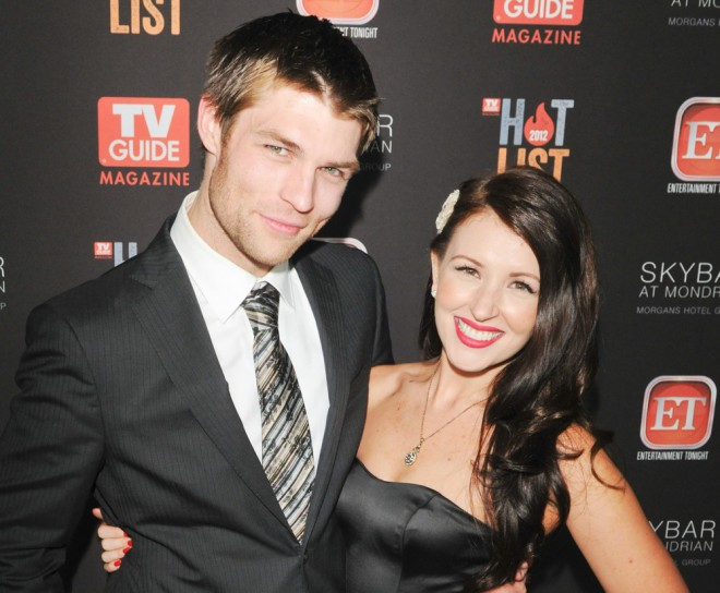 Liam McIntyre in Erin Hasan