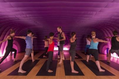 Hotpod Yoga Hackney