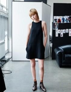 Edie Campbell za H&M
