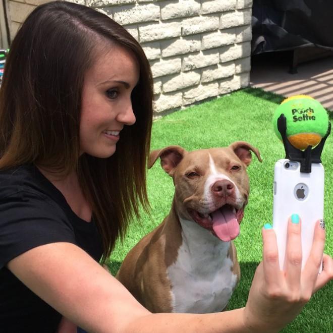 Ujemite selfie s svojim kosmatincem!