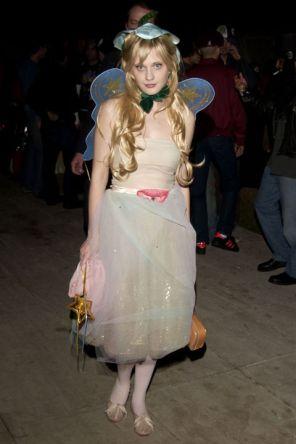 Zooey Deschanel kot Tinkerbell