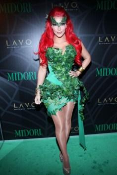 Kim kardashian kot Poison Ivy