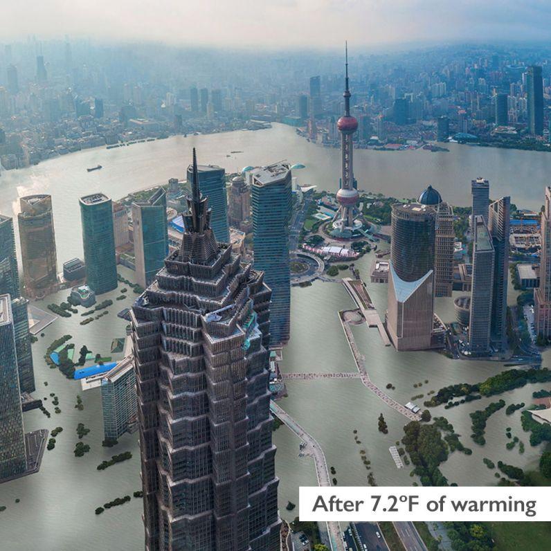 Potem: Šanghaj, Kitajska