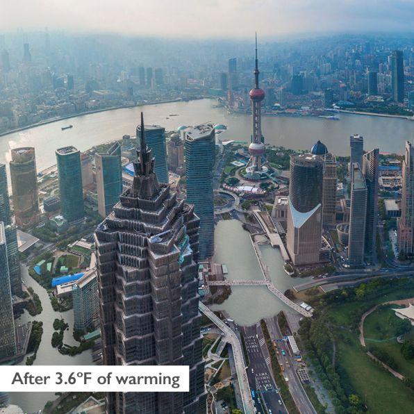 Prej: Šanghaj, Kitajska