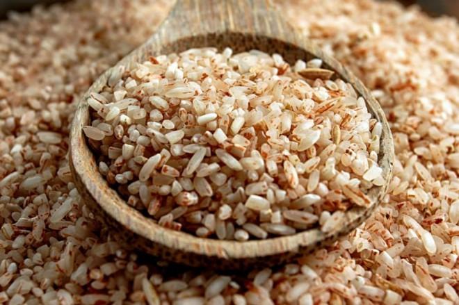 Hrana za energijo: Rjavi riž