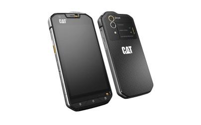 Pametni telefon Caterpillar S60 je sploh prvi pametni telefon s toplotno kamero.