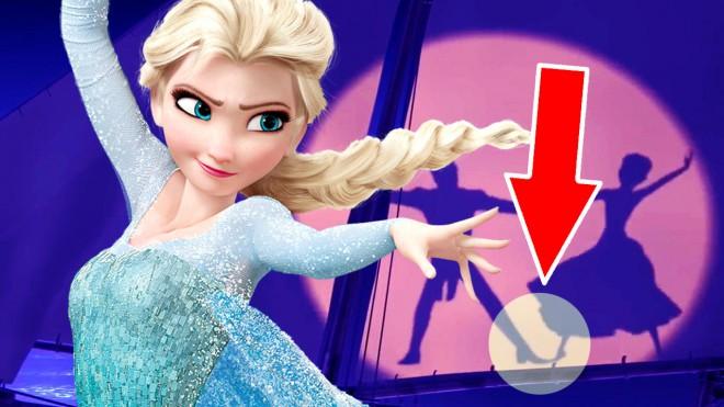 Tudi v animirane filme se prikradejo napake.