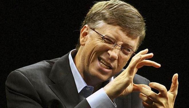 Bill Gates je sklepal prve velike posle v svojem življenju