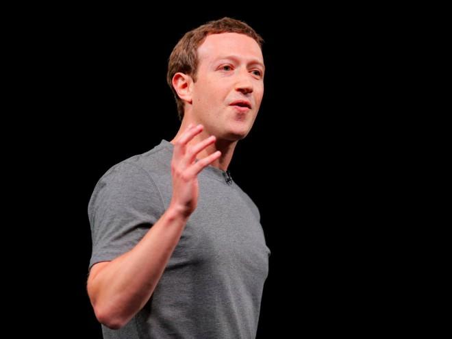 Marku Zuckerbergu je uspel preboj s Facebookom (foto: AP Photo/Manu Fernade)
