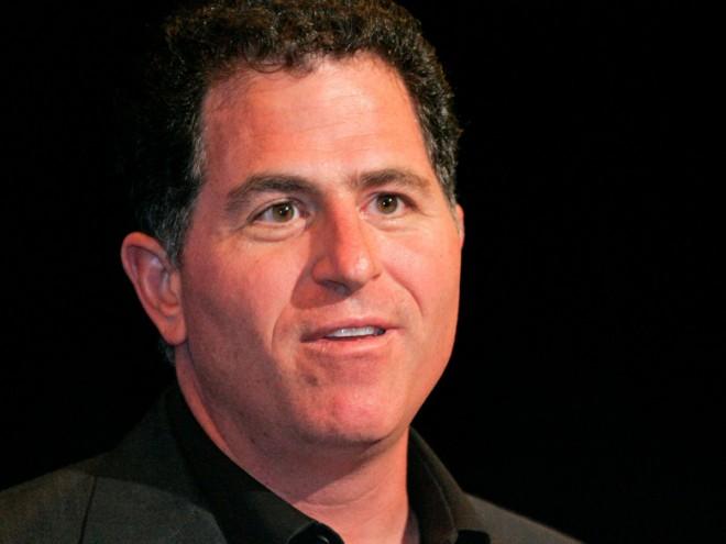 Michael Dell je predstavil svoje podjetje javnosti (foto: REUTERS/Steve Marcus)