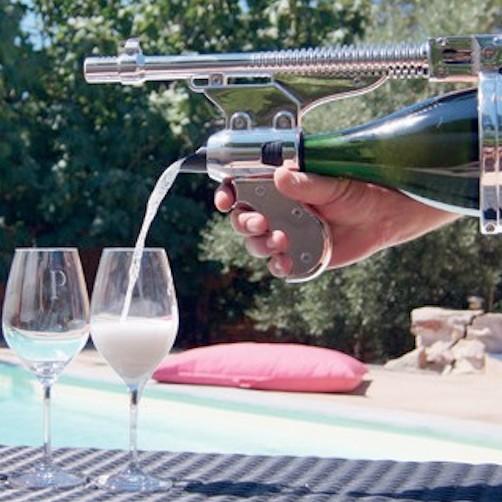 Champagne Gun - ultimativno orožje za zabave