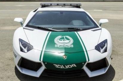 Z dubajsko policijo ni šale