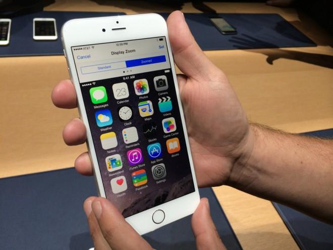 Pametni telefon iPhone 6s Plus