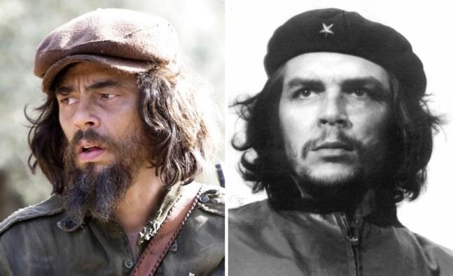 Benicio Del Toro kot Ernesto 'Che' Guevara