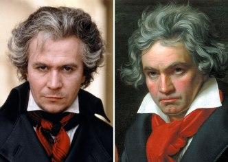Gary Oldman kot Ludwig van Beethoven