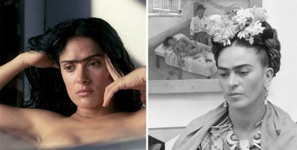 Salma Hayek kot Frida Kahlo